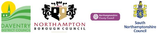 Logo for West Northamptonshire Joint Committee